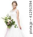 新婦 花嫁 ドレスの写真 41291394