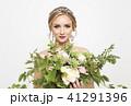新婦 花嫁 ウェディングの写真 41291396