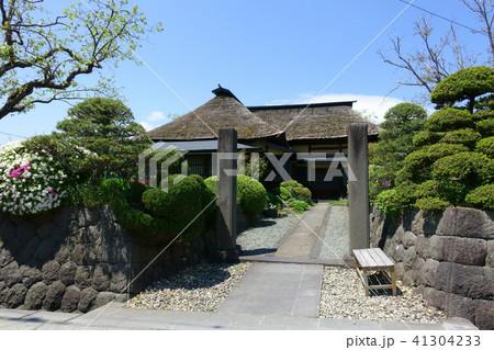 山形県 武家屋敷通り 41304233