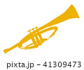 トランペット 水彩画 41309473
