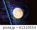 ビットコイン 暗号通貨 仮想通貨のイラスト 41310554