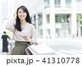 女性 ショッピング 買い物の写真 41310778