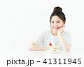 ダイエット(ケーキ) 41311945