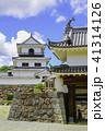 白石城 益岡城 春の写真 41314126