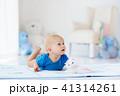 ベビー 赤ちゃん 赤ん坊の写真 41314261