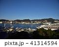 長崎港 晴れ 快晴の写真 41314594