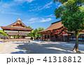 京都 八坂神社 本殿の写真 41318812