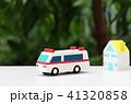 救急搬送イメージ・模型 41320858