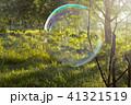 バブル 気泡 泡の写真 41321519