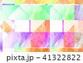 カラフル 背景 バックグランドのイラスト 41322822