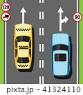 車 自動車 交通のイラスト 41324110