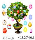 樹木 樹 ツリーのイラスト 41327498