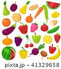 くだもの フルーツ 実のイラスト 41329658