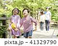 家族 ファミリー 散歩の写真 41329790