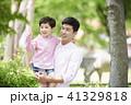 公園 笑顔 微笑の写真 41329818