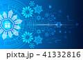 テクノロジー ギア ギヤのイラスト 41332816