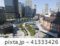 東京駅 駅 駅前広場の写真 41333426