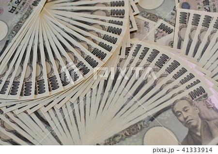 大量の一万円札 2 41333914