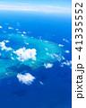 グレートバリアリーフ 海 世界遺産の写真 41335552