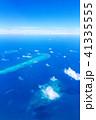 グレートバリアリーフ 海 世界遺産の写真 41335555