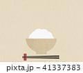 背景-和紙-ごはん 41337383