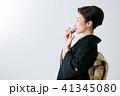 日本酒 女性 飲むの写真 41345080