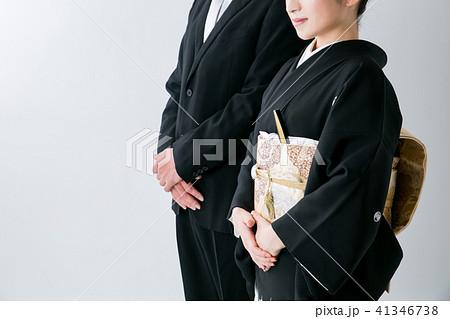 結婚式の両親 41346738