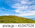 山 青空 晴れの写真 41347526