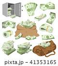 お金 通貨 金のイラスト 41353165