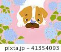 犬 狗 わんこのイラスト 41354093