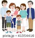 家族 三世代 41354416