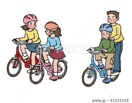 自転車のマナー 41355326