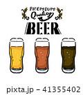 ビール お酒 酒のイラスト 41355402
