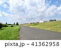 道 荒川サイクリングロード サイクリングロードの写真 41362958