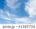 青空と薄い雲 41365734