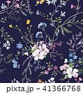 ベクター フローラル 花のイラスト 41366768