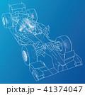 車 自動車 乗り物のイラスト 41374047