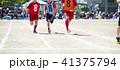 ランナー 駆ける 子どもの写真 41375794