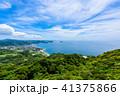 青空 港町 海の写真 41375866