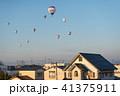 佐賀 気球 夜明けの写真 41375911
