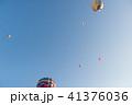バルーン 気球 熱気球の写真 41376036