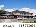 JR遠野駅 空バック 41376064