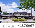JR遠野駅 レンガ造りの駅 41376067