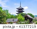 京都 東寺 世界遺産の写真 41377219