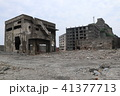 軍艦島 端島 無人島の写真 41377713