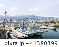 熱海港 漁船 港の写真 41380399