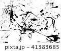 ブラシ スパッタリング 背景素材 41383685