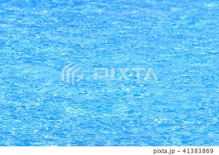 水面の素材 41383869