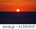 静岡県 御前崎の日没 41383945