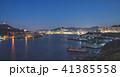 夜景 長崎港 風景の写真 41385558